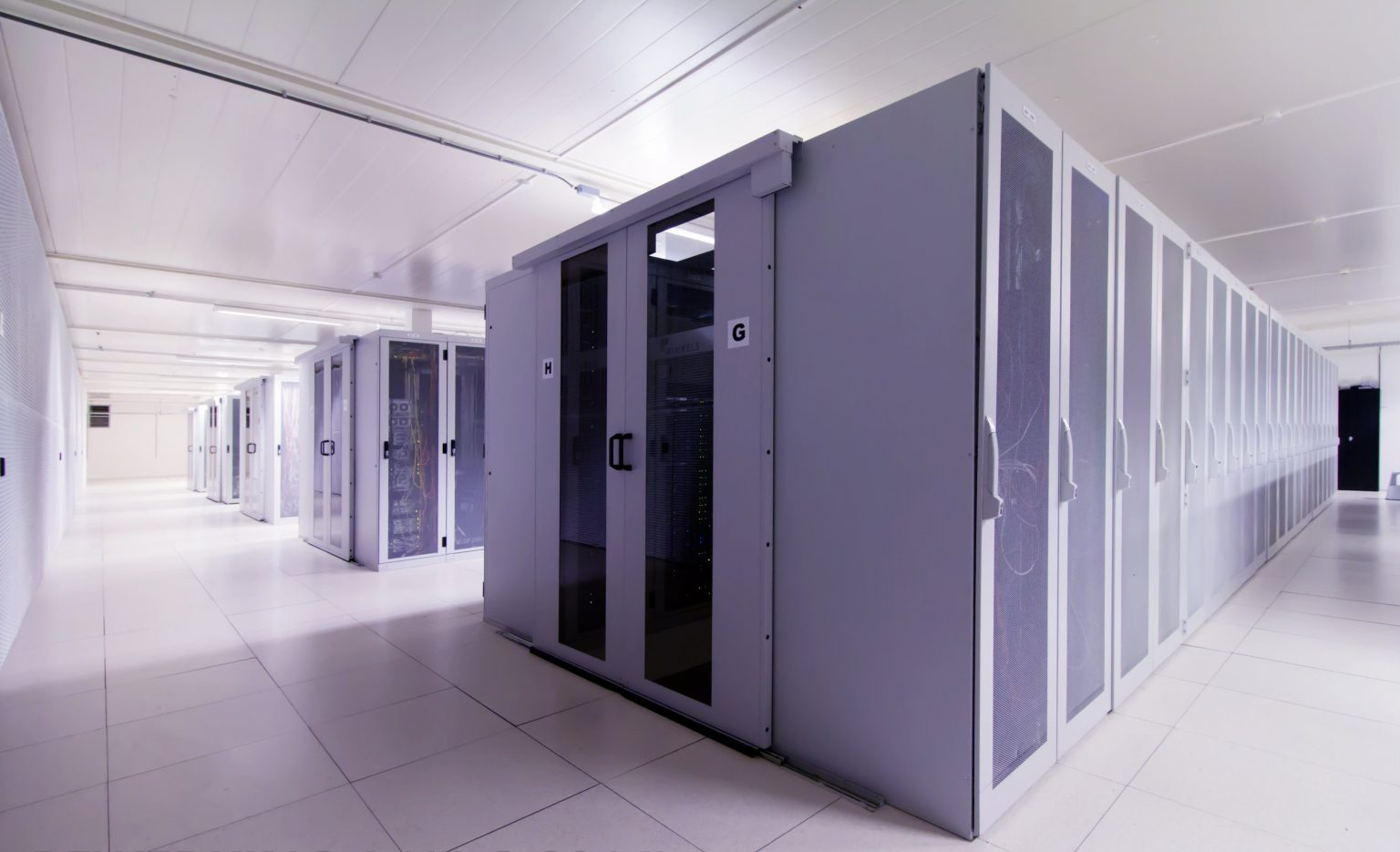 Switch Datacenters AMS1 Inside
