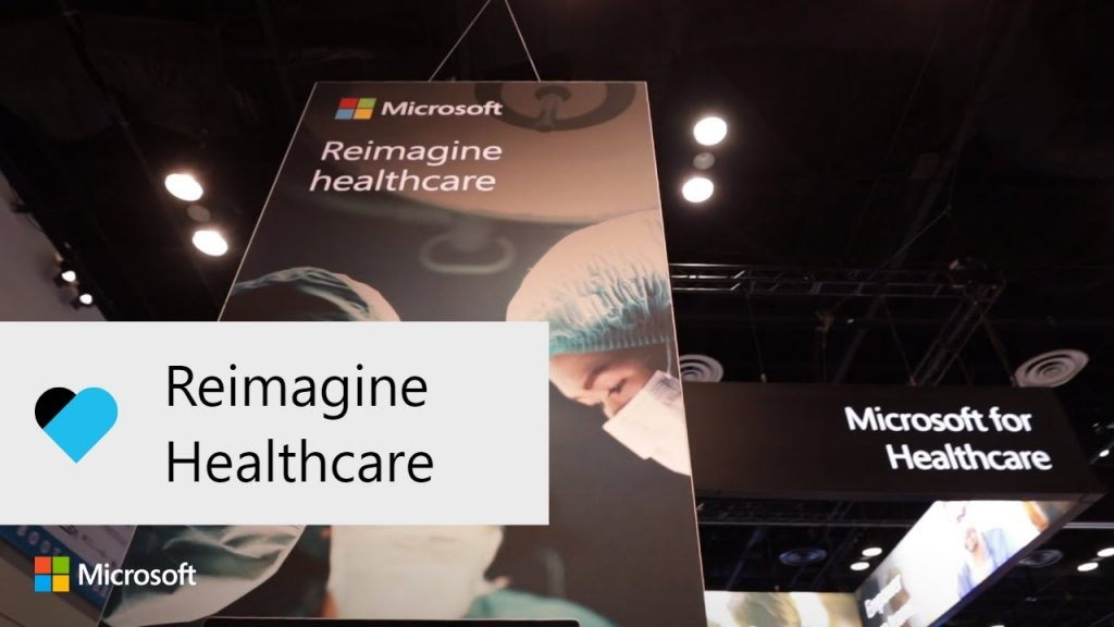 Reimagine Healthcare | HIMSS 2019 - Internet & Technology News