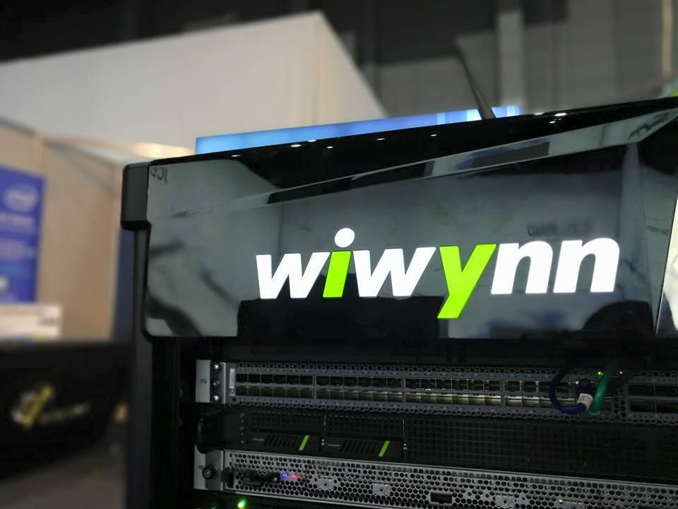 wiwynn server rack