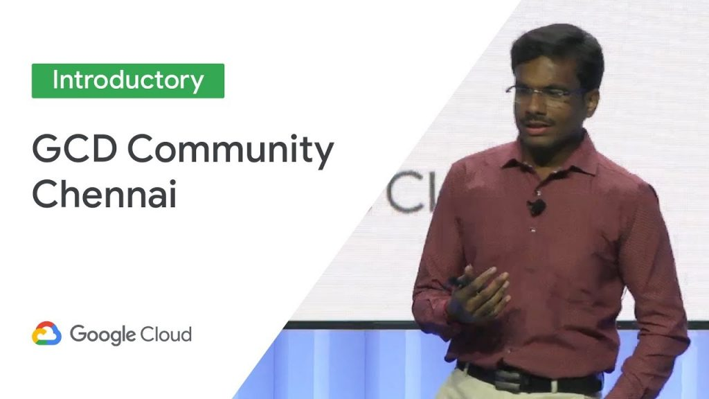 Success story of Google Cloud Developer Community Chennai (Cloud