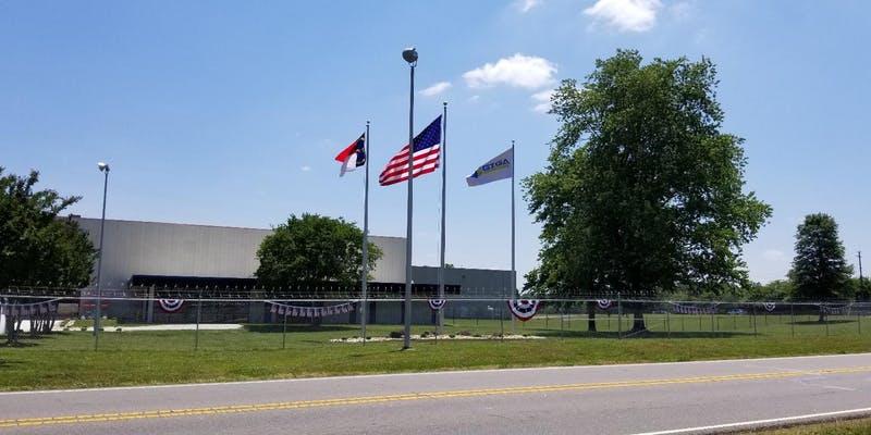 Giga Data Centers facility Charlotte