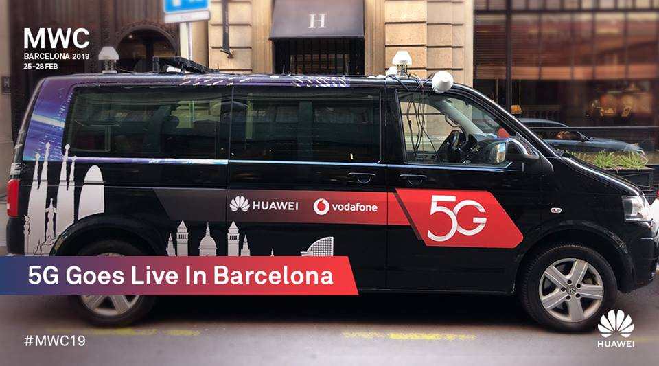 Huawei Opens 5G OpenLab in South Korea