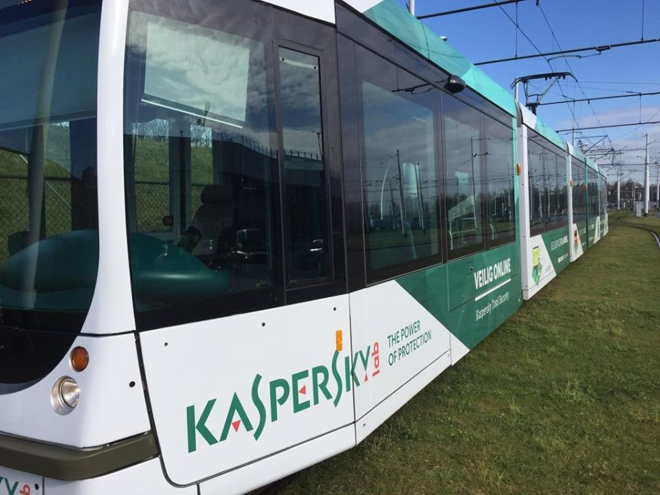 Kaspersky Tram