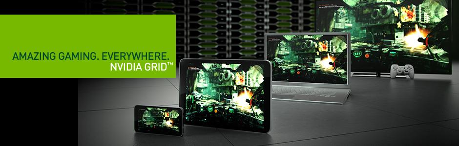 NVIDIA Cloud Gaming