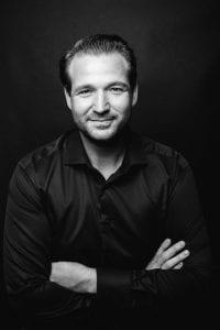 WorldStream CEO Lennert Vollebregt