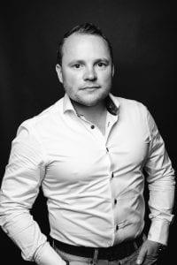 WorldStream CTO Dirk Vromans