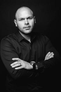 WorldStream Planning & Control Director Wouter van Zwieten