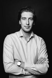 WorldStream Support Director Lars Kleijn