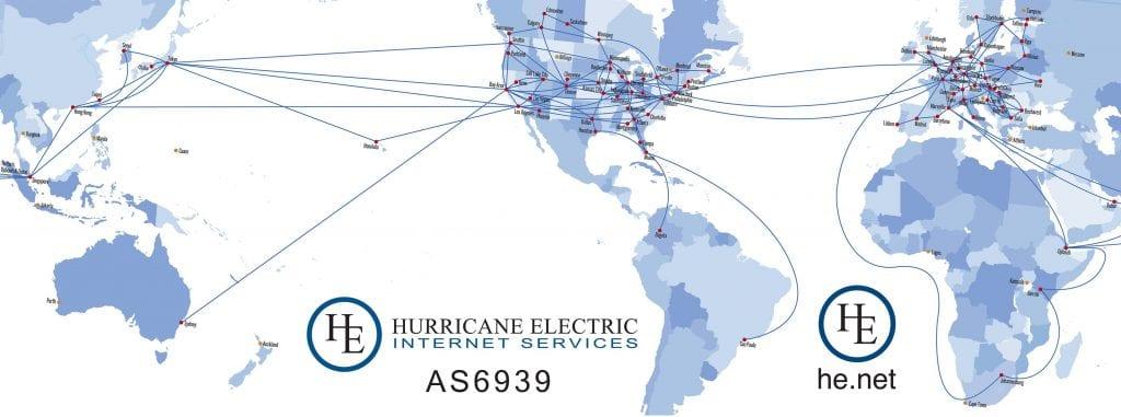 Hurricane Electric