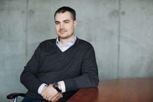 Vincentas Grinius - CEO