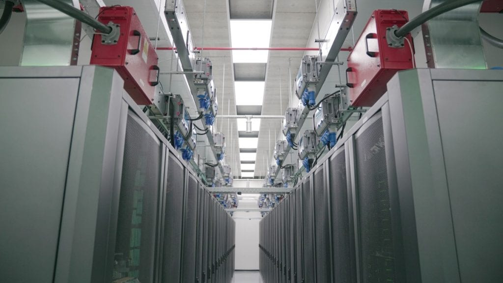 WorldStream Data Center