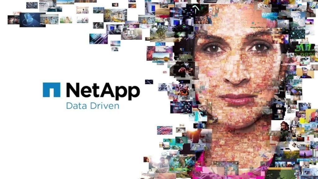 NetApp data driven