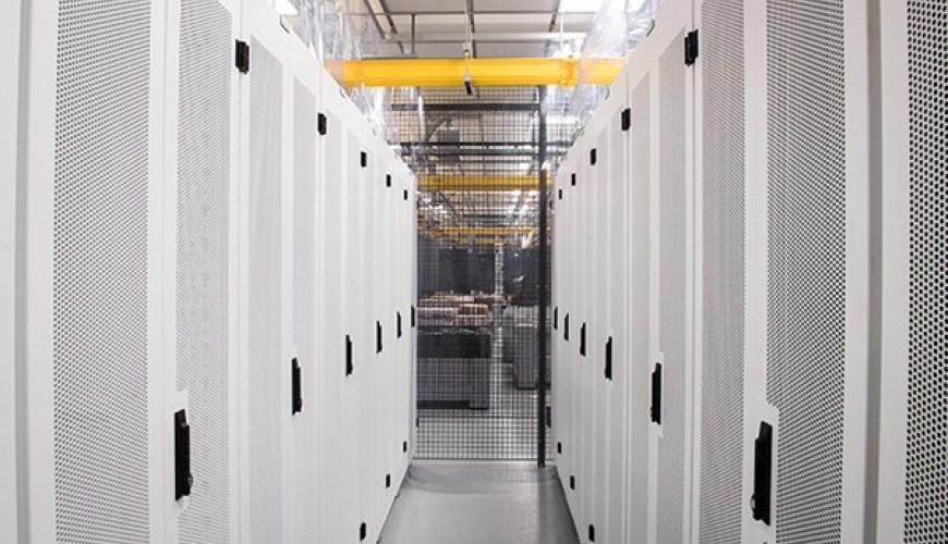 ServerFarm Chicago Data Center 3