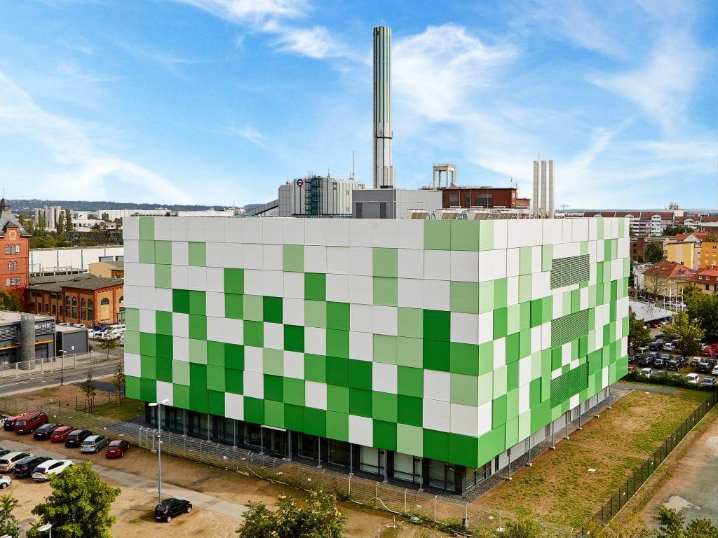 maincubes FRA01 data center, Frankfurt