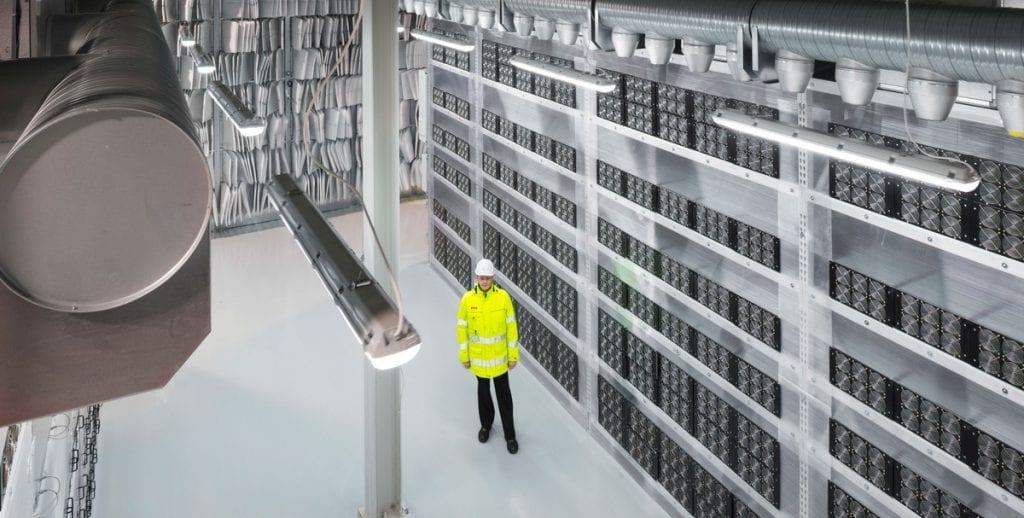 Dade2 - data center iceland