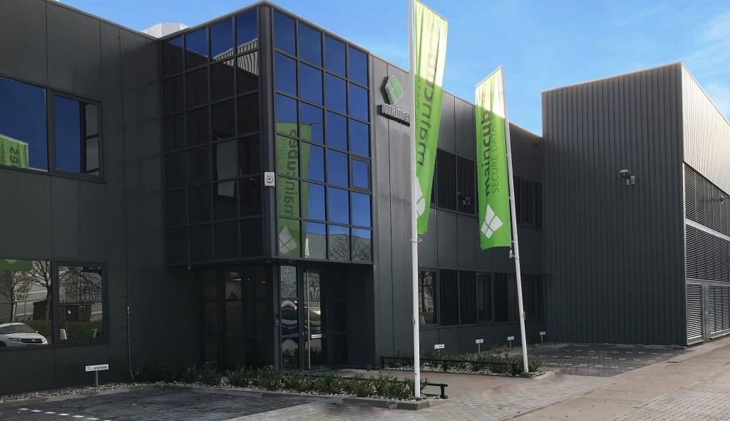 maincubes data center Amsterdam AMS01 new