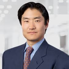 Photo Pete Chung, head of Morgan Stanley Expansion Capital