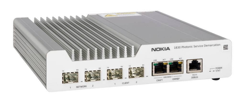 Nokia 1830 Photonic Service Switch
