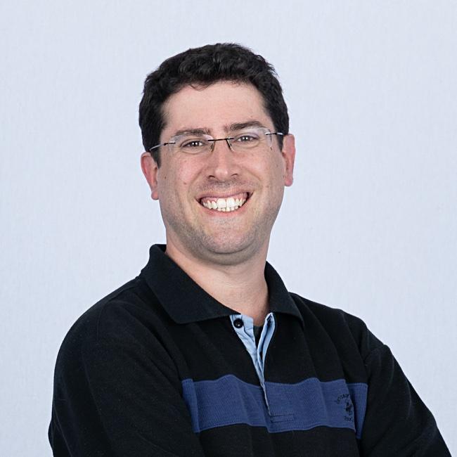 Photo Renen Hallak, Founder & CEO of VAST Data