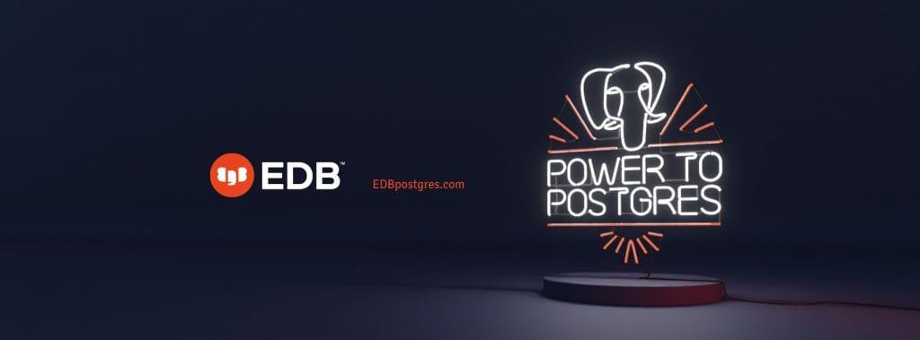 EDB - EnterpriseDB