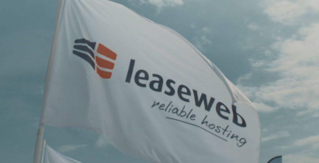 Leaseweb flag