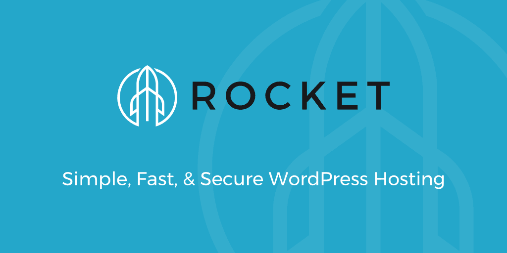 Rocket WordPress Web Hosting