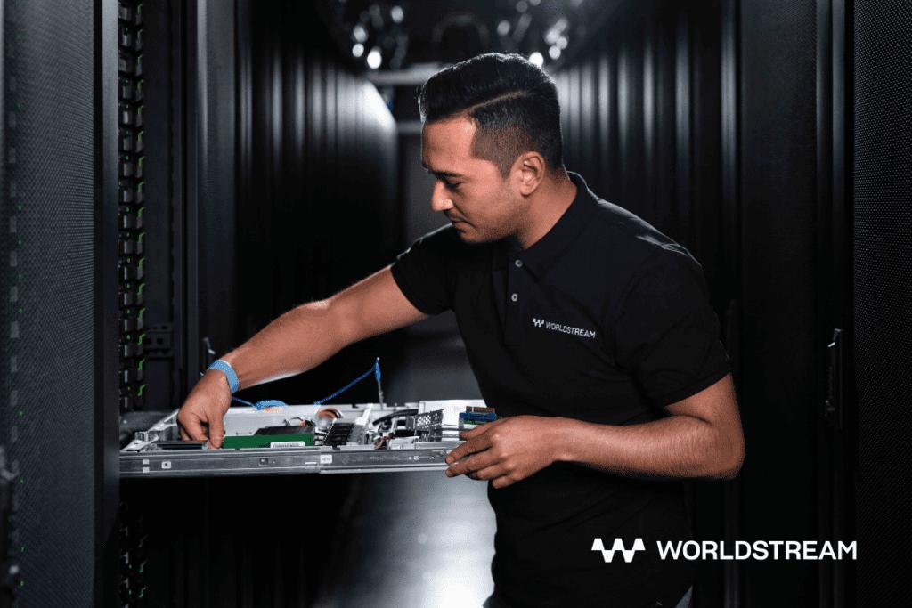 Worldstream engineer