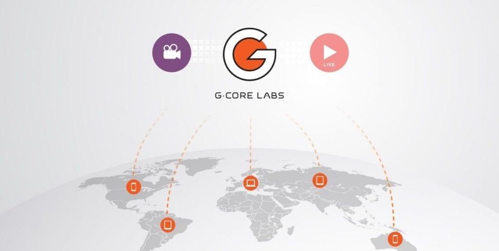 G-Core Labs - Streaming platform