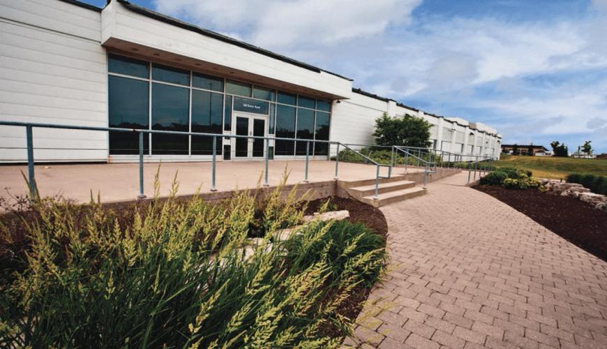 ServerFarm - Toronto data center CA