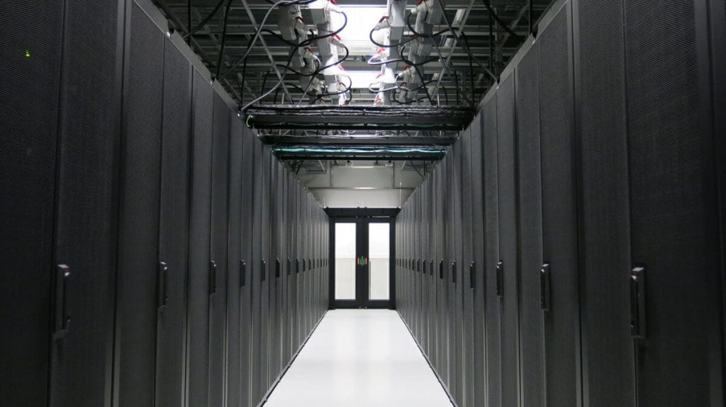 Verne Global Data Center Iceland