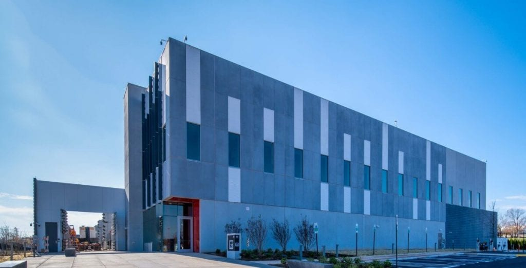 Equinix DC21 Data Center Washington DC