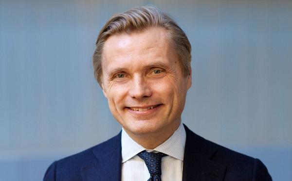 Photo Fredrik Jejdling, Executive Vice President and Head of Networks, Ericsson