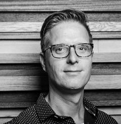 Photo Rutger Bevaart, co-founder of GNX