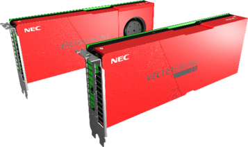 NEC VECTOR ENGINE CARD