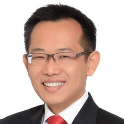 Photo Alvin Mah, Chief Executive Officer (CEO) of Alpha