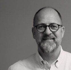 Photo Peder Nærbø, founder of Bulk Infrastructure