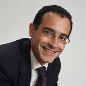 Photo Alex Goldblum, CEO of Eurofiber