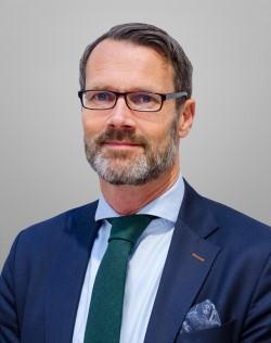 Photo Henrik Larsson Lyon, Chief Executive Officer (CEO) of Hexatronic Group
