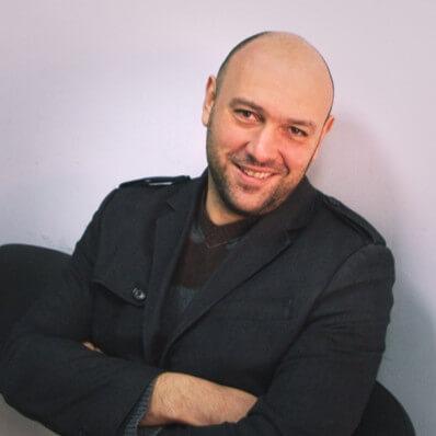 Photo Dimitar Avramov, CEO of HostColor.com