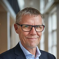 Photo Peder Bank, Nordics Managing Director, Interxion