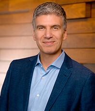 Photo Rami Rahim, CEO of Juniper Networks