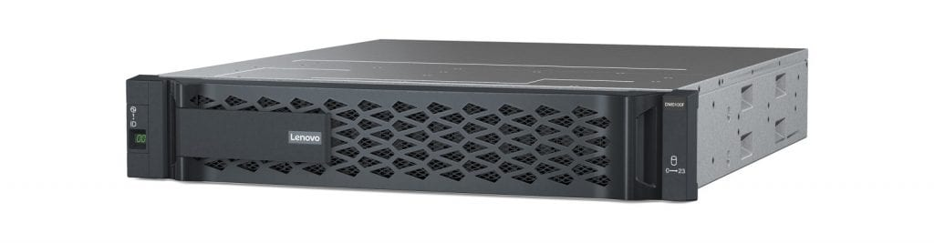 Lenovo ThinkSystem DM5100F Storage Array