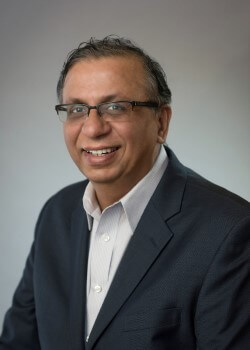 Photo Pardeep Kohli, President and CEO of Mavenir