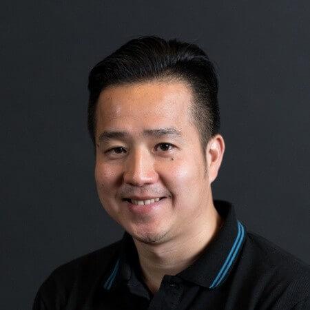 Photo Juniman Kasman, chief technology officer (CTO) for Nexusguard