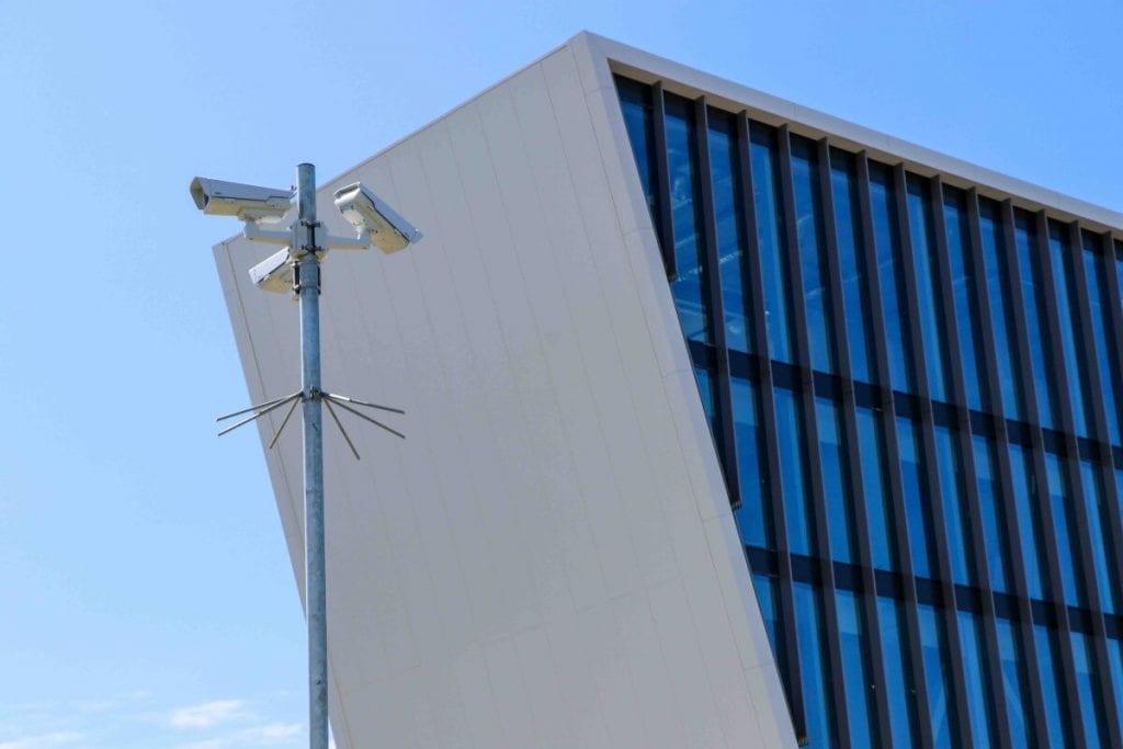 Photo Worldstream's flagship data center