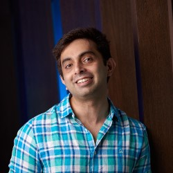 Photo Sandeep Ramchandani, CEO of Radix