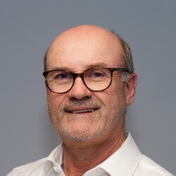 Photo Wolfgang Zepf, Vantage's managing director of Switzerland