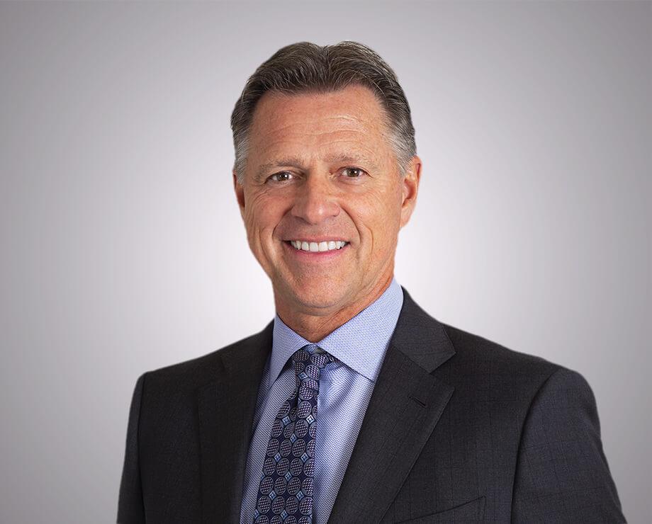 Photo Steve Smith, CEO of Zayo