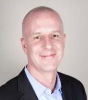 Photo Tony Craythorne, CEO of Bamboo Systems