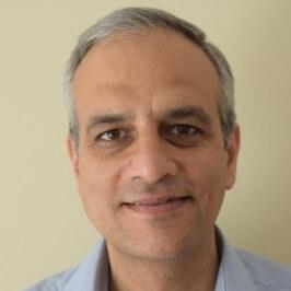 Photo Rohit Seth, fondateur et PDG de CloudNatix